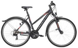 Bulls Pulsar Cross Street Damen Street Crossbike schwarz/rot 583-08148