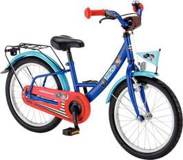 "18"" Kinderrad Pegasus Pirat blau 500-52427"