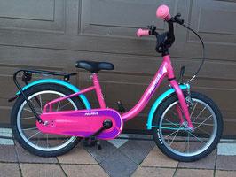 """16"""" Kinderrad Pegasus Leo pink 1795011"""