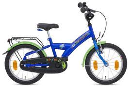 """16"""" Kinderrad Pegasus Teddy blau 10101"""