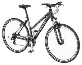 Bulls Crossbike 1 Damen RH 54 schwarz 543-01954