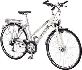 Pegasus Premio SL Trekkingbike weiß/silber 24 Gang 510-43750