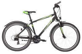 """Pegasus Avanti Sport 26"""" MTB   schwarz/grün    576-84144"""
