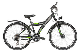 Yazzo Bike 2.4 Knaben ND 21 Gang 545-04435