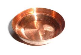 Soucoupe en cuivre Agnihotra