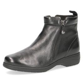Caprice Comfort Stiefel Soft-Nappa-Leder Comfort Weite G-H, Reißverschlüsse auf Innen-u.Aussenseite