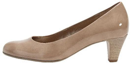 Gabor Fashion Pumps Lack Beige 50mm