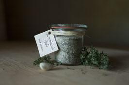 Knoblauch Salz, Bio