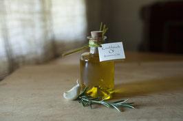 Knoblauch Öl, Bio