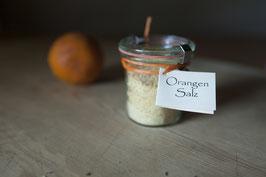 Orangensalz, Bio