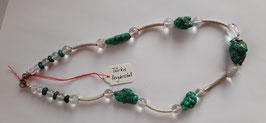 Halskette Türkis