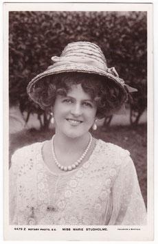 Marie Studholme. Rotary 4479 Z