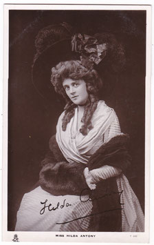Hilda Antony. Tucks 862