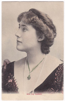 Lily Hanbury. LH 1