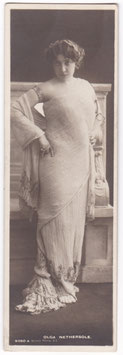 Olga Nethersole. Rotary 9060 a bookmark