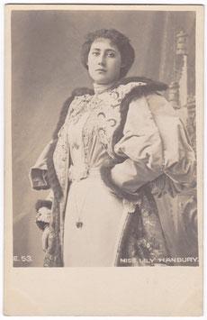 Lily Hanbury. E 53