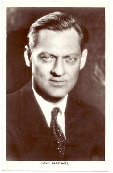 Lionel Barrymore. Picturegoer 314
