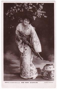 Marie Studholme. Rotary 4092 D