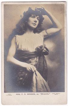 """Constance Benson as Miranda """"The Tempest"""" Beagles 1529"""