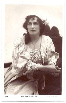 Evelyn Millard. Rotary 191 X