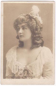 Lilian Braithwaite. Rotary 218 B