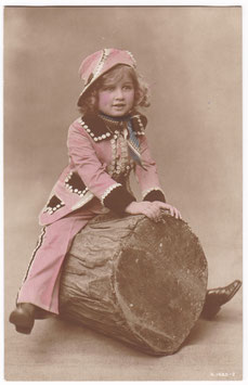 Joan. Daughter of Gladys Cooper. Rotary A 1485-2