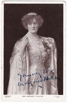 Margaret Halstan. Guttenberg 1126. Signed postcard