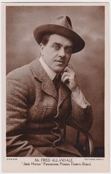 """Fred Allandale """"Jack Horner"""" Grosvenor Panto No. 14"""