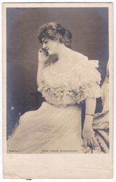 Marie Studholme. Faulkner 318 B