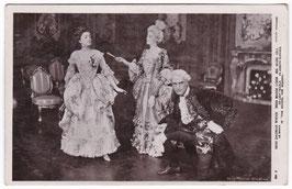 "Dagmar Wiehe, Marie Lohr, Basil Gill ""The School For Scandal"" Beagles 231 Z"