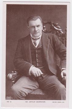 Arthur Bourchier. Rotary 147 D
