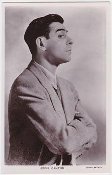 Eddie Cantor. Picturegoer 693