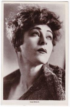 Alla Nazimova. Picturegoer 203