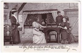 "Phyllis Neilson-Terry ""Priscilla Runs Away"" Signed postcard"