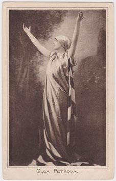 Olga Petrova. Pictures Portrait Gallery No. 65