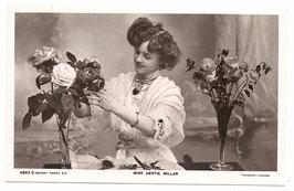 Gertie Millar. Rotary 4883 D