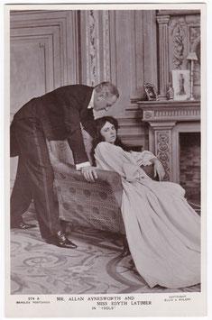 """Allan Aynesworth and Edith Latimer """"Idols"""" Beagles 274 A"""