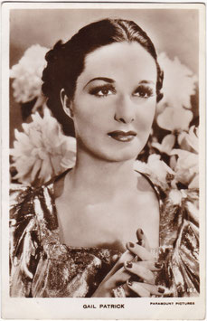 Gail Patrick. Paramount Pictures 161