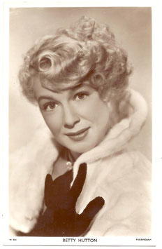 Betty Hutton. Picturegoer W 804