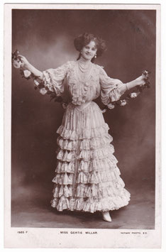 Gertie Millar. Rotary 1585 F