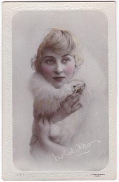 Isobel Elsom. Lilywhite LE 1