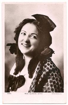 Blanche Bates. Rapid  A 1010