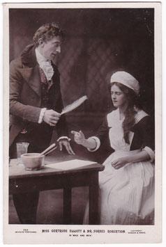 "Gertrude Elliott. Forbes Robertson ""Mice And Men"" Beagles 362"