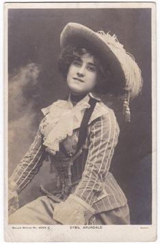 Sybil Arundale. Philco Series 3005 C