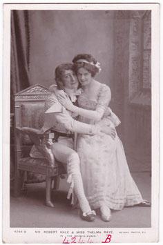 "Robert Hale and Thelma Raye ""The Merveilleuses"" Rotary 4244 B"