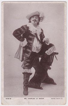Charles Le Sueur. Rotary 4230 B