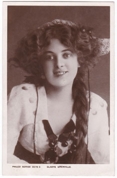 Gladys Grenville. Philco Series 3076 C