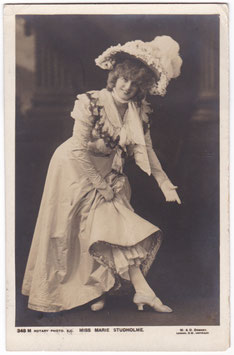 Marie Studholme. Rotary 348 M