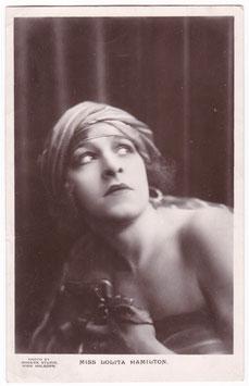 Lolita Hamilton. Beagles
