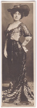 Florence West (Mrs Lewis Waller) Rotary 9081 bookmark
